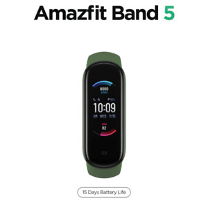Smart Watch Amazfit Band 5 Global Version 11 Sport Mode Sleep Smartwatch 2021