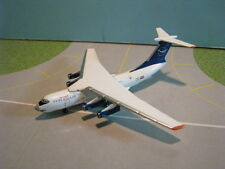 INFLIGHT 500 MODELS SYRIAN AIR IL-76 1:500 SCALE DIECAST METAL MODEL