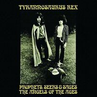 TYRANNOSAURUS REX Prophets Seers & Sages CD BRAND NEW Expanded T-Rex Marc Bolan