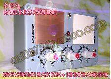 The Radionics Machine Psychotronic black Box + Psionics Amplifier™