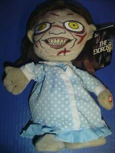 "The Exorcist ""ANIMATED REGAN"" Walking Talking 13"" Plush Horror Movie Doll"