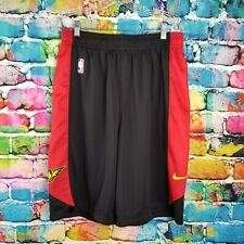 Nike NBA Atlanta Hawks Player Issued Training Short US XL- Tall XLT