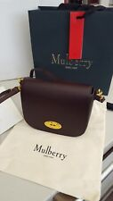 Mulberry Small Darley Satchel - Oxblood
