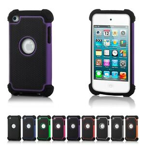 SHOCK PROOF CASE COVER FOR APPLE IPOD TOUCH 4 (4TH GEN) / TOUCH 5 (5TH GEN)
