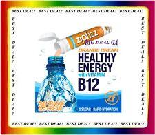 ZipFizz  Orange Cream Flavored Energy Drink Mix w/ Vitamin B12 (30 Tubes)