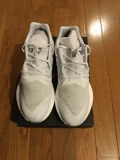 Y-3 Pure Boost Triple White Size 12 Brand New