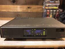 Panasonic AG-W1 WorldWide Multi-System VHS VCR Recorder/Converter NTSC/PAL/SECAM