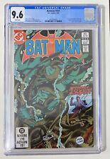 Batman 357 CGC 9.6 1st print 1st Full Killer Kroc and Jason Todd DC Comics 1983
