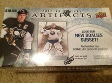 2012/13  UPPER DECK ARTIFACTS HOCKEY  FACT SEALD BOX