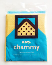 NOVA CHAMMY synthetic chamois cloth 46 x 38 cm A81