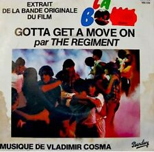 THE REGIMENT gotta get a move on/it was love COSMA BO++