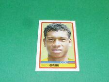 N°262 FREDY GUARIN COLOMBIE COLOMBIA PANINI FOOTBALL COPA AMERICA 2007
