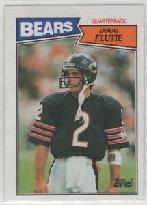 1987 Topps Football Chicago Bears Team Set