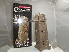 King and Country MK07 Chevaliers croisés médiéval Siege Tower véhicule