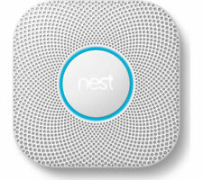 Nest Protect 2nd Generation Smoke & Carbon Monoxide Detector S3003L (Wired) NEW