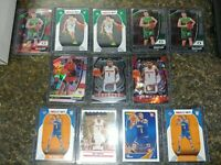 Obi toppin payton pritchard rookie 12 card lot cracked ice prizm contenders