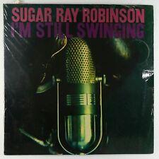 Sugar Ray Robinson - I'm Still Swinging LP - Continental SEALED