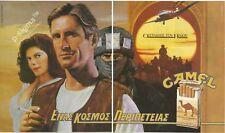 CAMEL Cigarettes a world of adventure 1993 Vintage Print Ad # 89 2