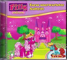 CD Filly Unicorn - Zaras unerwarteter Auftritt - EUROPA mini
