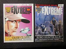 2008 2000 AD EXTREME Magazine #29 FN- #30 FN- LOT of 2 Judge Dredd