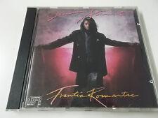 37502 - JERMAINE STEWART - FRANTIC ROMANTIC - 1986 ARISTA CD ALBUM MADE IN JAPAN