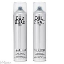 Tigi Bed Head hard Head lacca hairspray per forte tenuta 2 x 385 ML