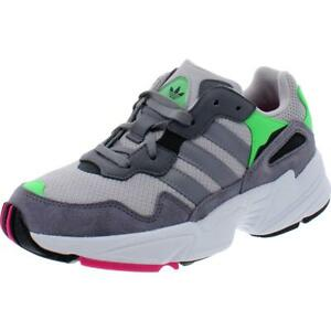 adidas Originals Girls Yung-96 Performance Youth Sneakers Shoes BHFO 6126