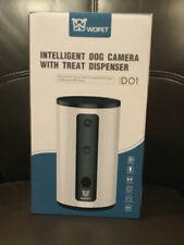 Inteligent Dog Camera With Threat  Dispenser