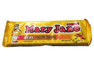 Rare Necco Mary Jane Candy Bar