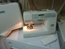 Janome  memory craft 3000 Sewing machine  FAULTY