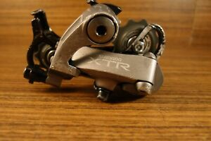 1990's rear derailleur Shimano XTR RD-M950 made in Japan 8 SIS mid cage MTB