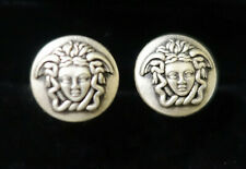 Genuine Versace Medusa Head Cufflinks 15mm 5/8""