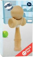 Small Foot Kendama Ball-Catching Game 3454 Childrens Wood Wooden Toy