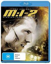 Mission Impossible 2 NEW B Region Blu Ray