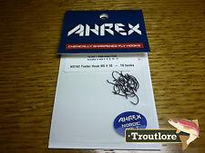 18 x AHREX NS182 #10 NORDIC SALT TRAILER HOOKS NEW FLY TYING MATERIALS
