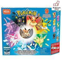 New MATTEL Pokemon Eevee Block 470 pieces GFV85 F/S from Japan