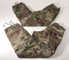 Lot of 2 Combat Uniform Pants Trousers 8 Pocket Size Small Short Army Issued
