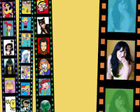 """""""Grey DeLisle"""" Character Compilation 8x10 Personalized by Grey - Charity!"""