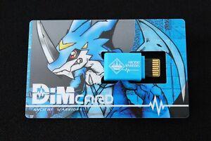 Bandai Digimon Vital Breath Dim Card  ANCIENT WARRIORS restriction Japan Stock