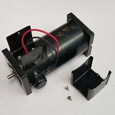 "Dayton Permanent Magnet DC Motor  90VDC, 5/16"" dia. Dual Shaft"