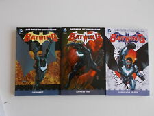 3x Batwing Megaband Nr. 1 + 2 + 3 (DC Comic) Softcover - Zustand 0-1