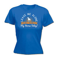 Leave Me Alone … My Horse Today WOMENS T-SHIRT mothers day rider equestrian gift