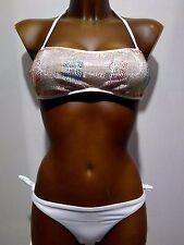 -60% Costume da bagno donna Bikini Fascia PIN UP tg.  42 - S