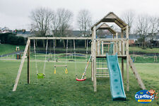 CLIMBING FRAME Quality Materials 5ft BASE RSP £895 Excellent Value