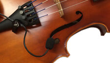 """""""THE FEATHER"""" BAROQUE VIOLIN MICROPHONE SYSTEM, Myers Pickups"""