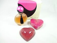 Avon Far Away Two Hearts Gift Set candle & Eau De Parfume spray 1.7  fl oz NWB