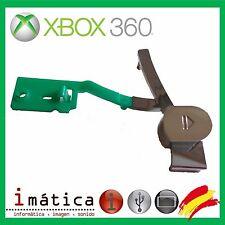 BOTON EXPULSAR DISCO PARA XBOX 360 CAV JUEGO DVD MICROSOFT CROMADO ORIGINAL