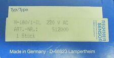RECHNER N-180/ 1-IL 220 V AC Relay Sensor 512000 N 180 1 IL D6840