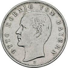 Bayern 5 Mark 1894 D Otto J. 46 (M62)