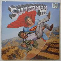 SEALED - SUPERMAN III (THREE) - OST – KEN THORNE – WARNER BROS. 23879 VINYL LP